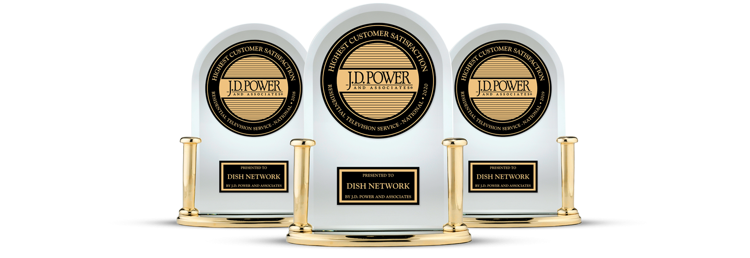 DISH Customer Satisfaction - Ranked #1 by JD Power - PRO SATELLITE in Sioux Falls, South Dakota - DISH Authorized Retailer